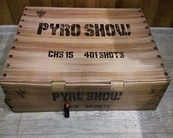 pyro show 401r
